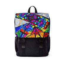 Load image into Gallery viewer, Elucidate Me - Unisex Casual Shoulder Backpack