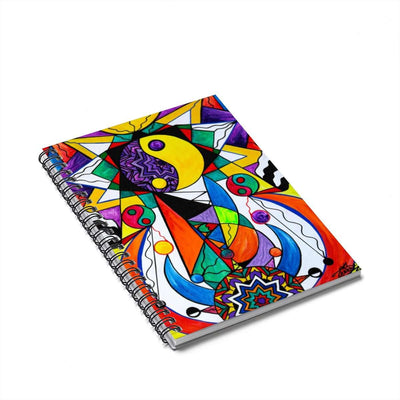 Compatibility - Spiral Notebook
