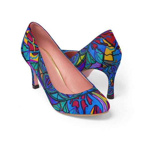 Poised Assurance - Women's High Heels