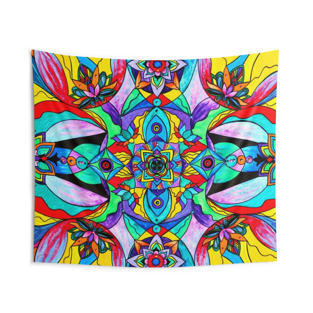 Receive - Indoor Wall Tapestries