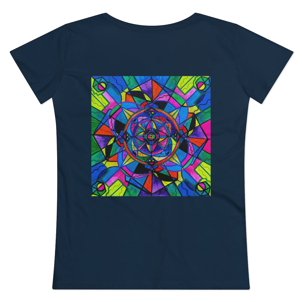 Activating Potential - Organic Women's Lover T-shirt