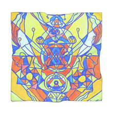 Load image into Gallery viewer, Happiness Pleiadian Lightwork Model - Frequency Scarf