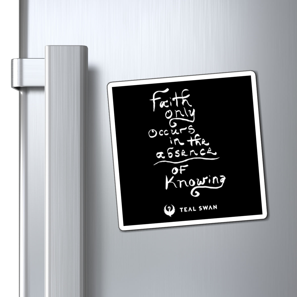 Faith Quote - Magnets