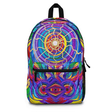 Load image into Gallery viewer, Raise Your Vibration - AOP Backpack