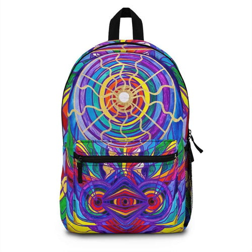 Raise Your Vibration - AOP Backpack
