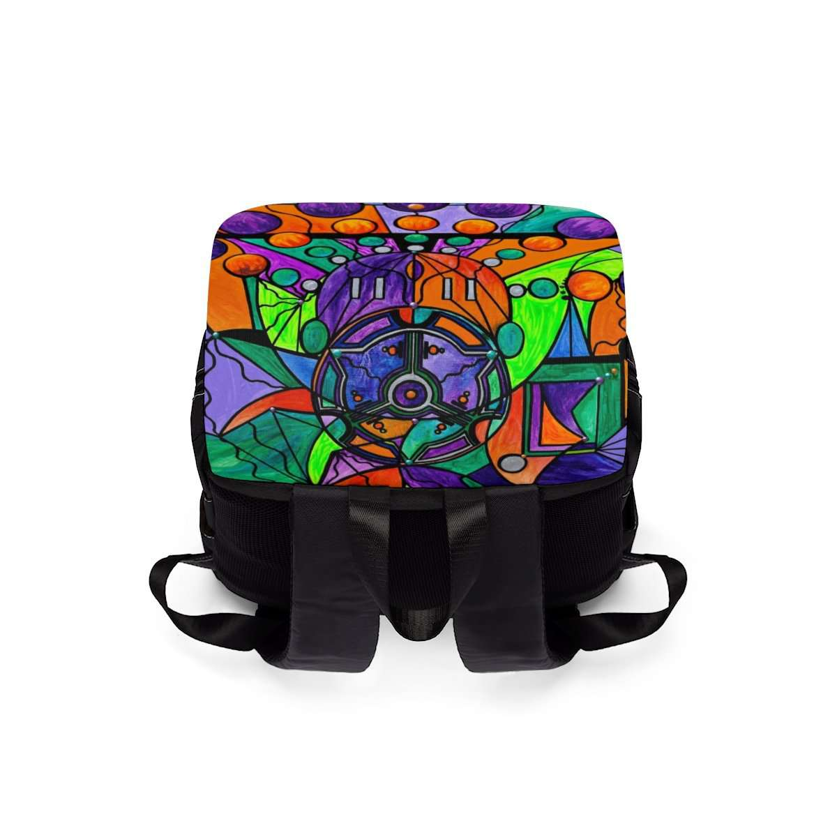 The Sheaf Pleiadian Lightwork Model - Unisex Casual Shoulder Backpack