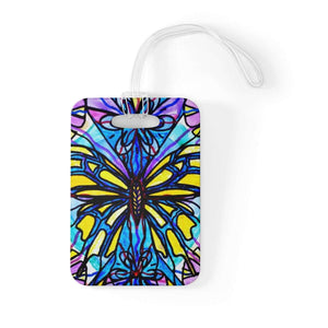 Butterfly - Bag Tag