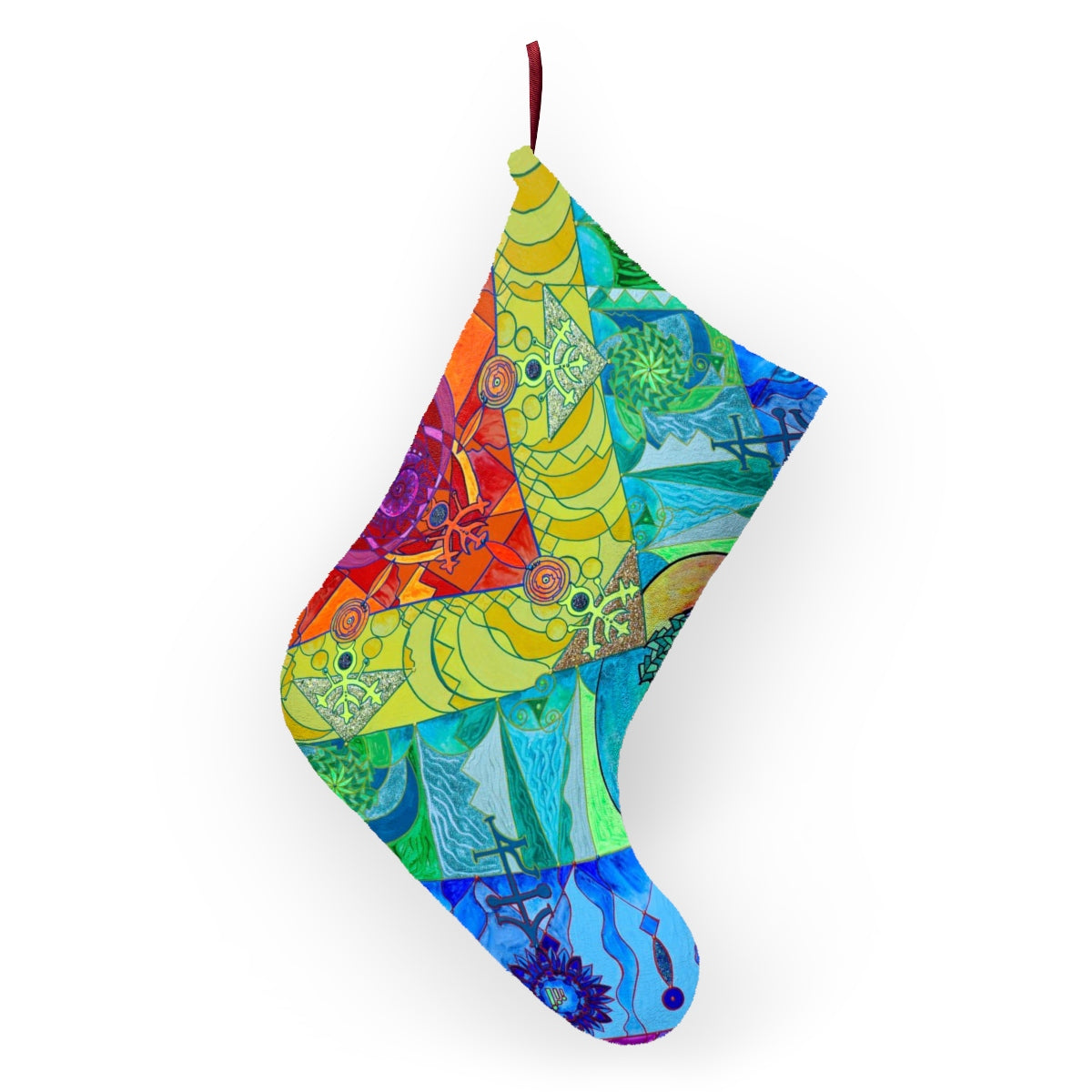 Expansion Pleiadian Lightwork Model - Christmas Stockings