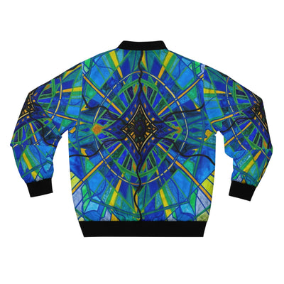 Emotional Expression - Bomber Jacket