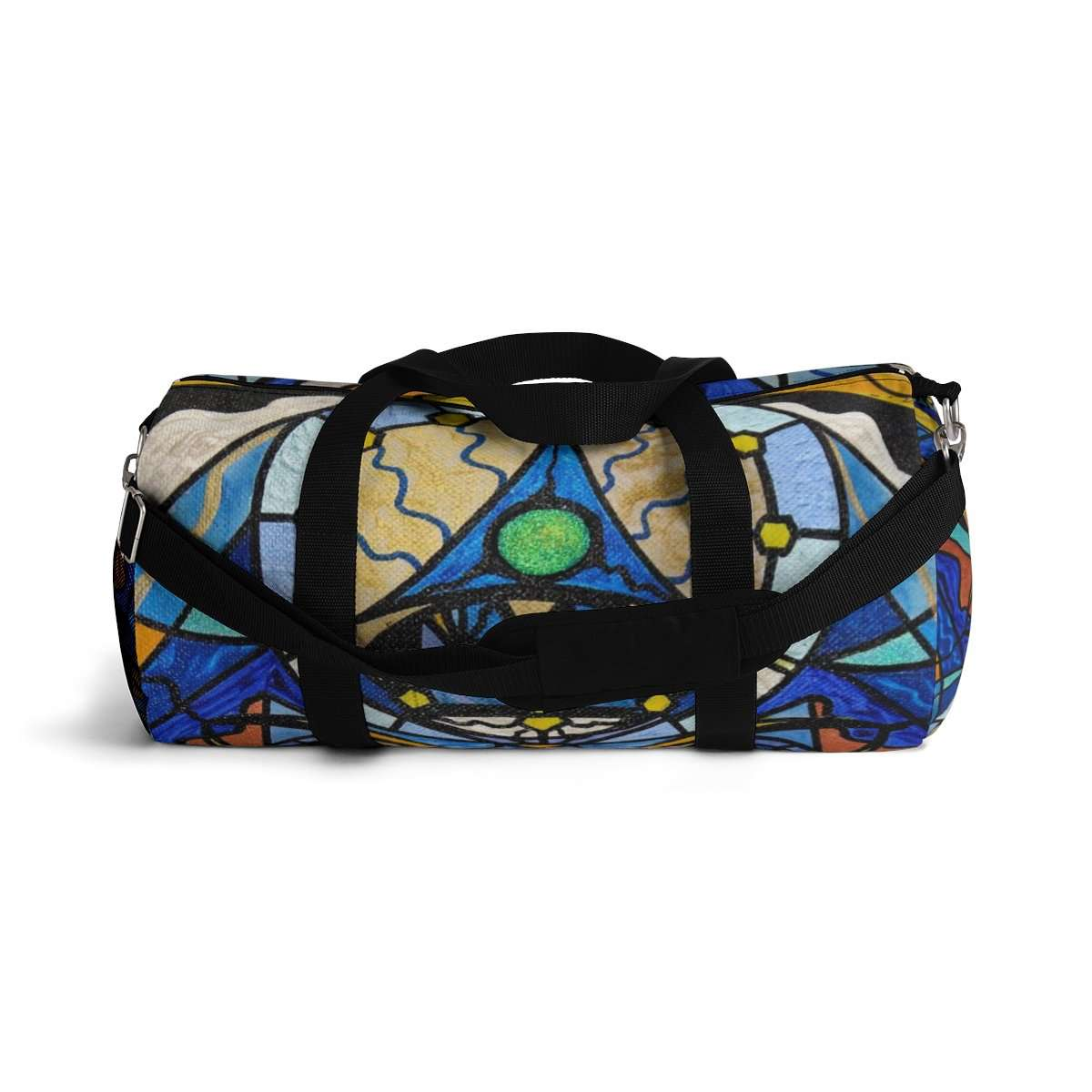 Sirian Solar Invocation Seal - Duffle Bag