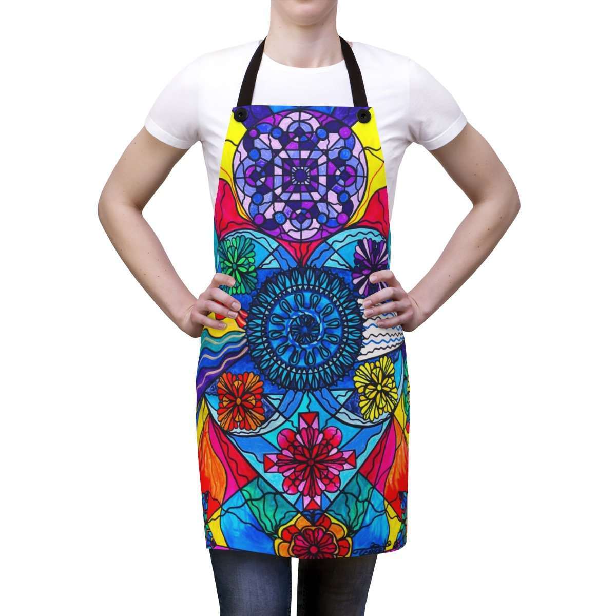 Speak from the Heart - Apron