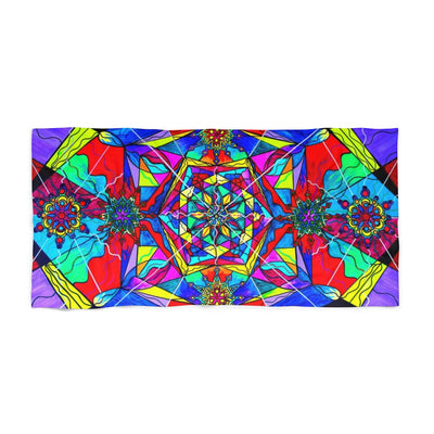 Gratitude - Beach Towel