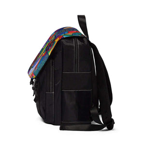 Self Exploration - Unisex Casual Shoulder Backpack