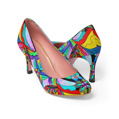 Receive - Women's High Heels