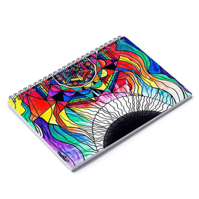 Return To Source - Spiral Notebook