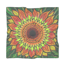 Load image into Gallery viewer, Sunflower - Frequency Scarf