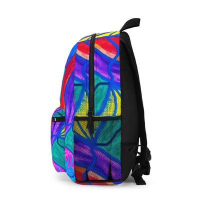 Drastic Change - AOP Backpack