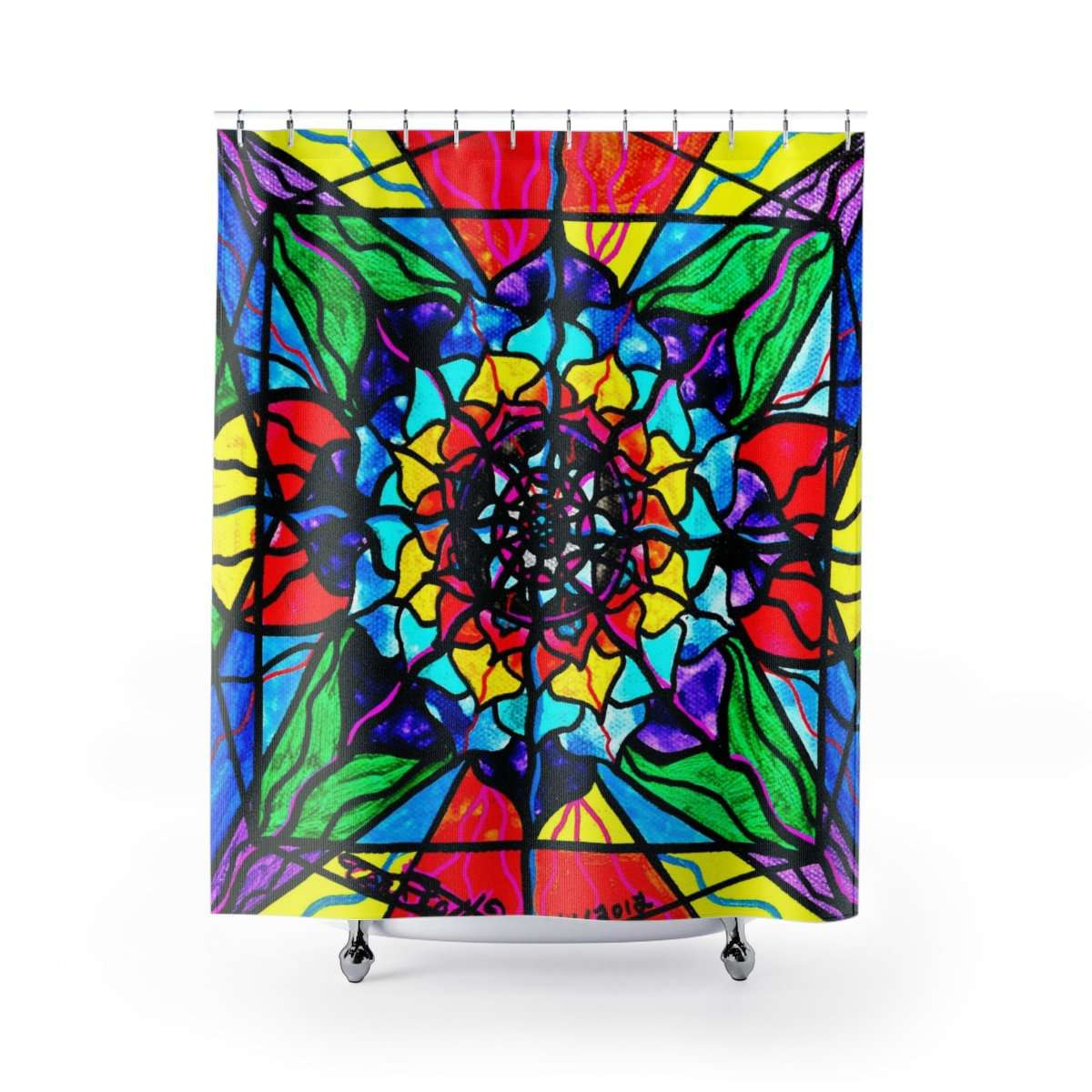 Personal Expansion - Shower Curtains