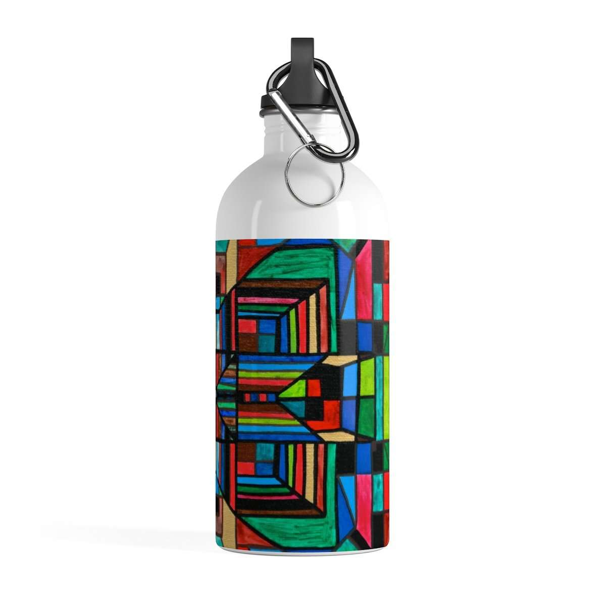 Organization - Stainless Steel Water Bottle