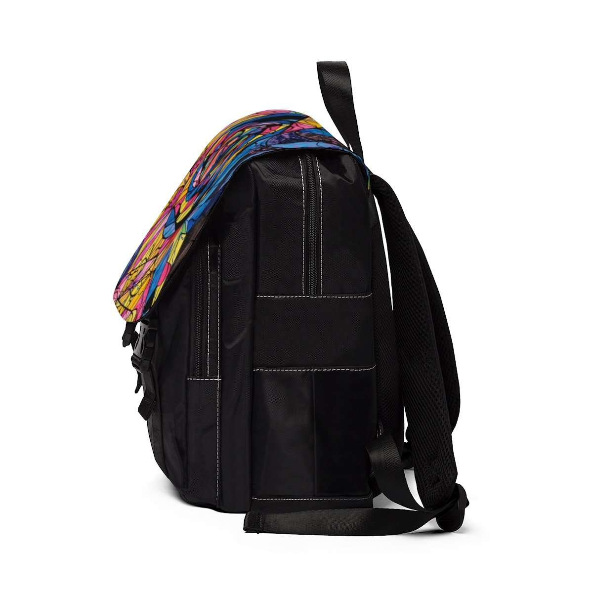 Kindred Soul - Unisex Casual Shoulder Backpack