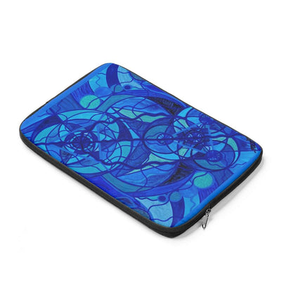Arcturian Calming Grid - Laptop Sleeve