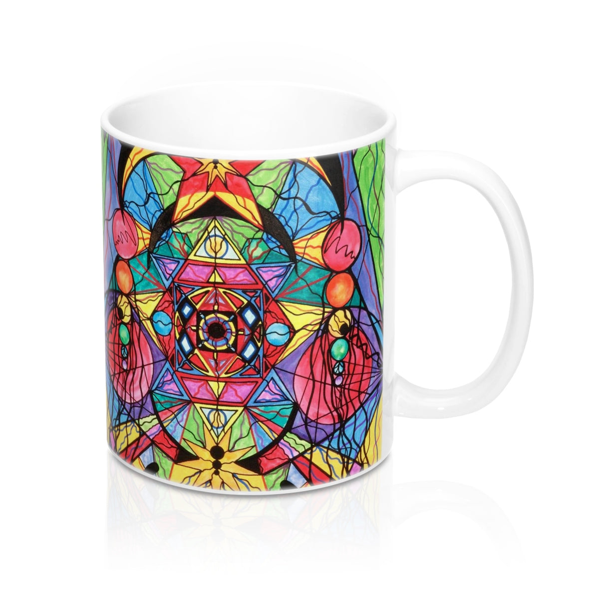 Arcturian Ascension Grid - Mug