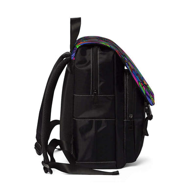 Burgeon - Unisex Casual Shoulder Backpack