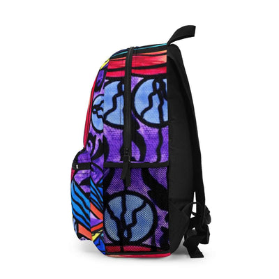 Psychic - AOP Backpack