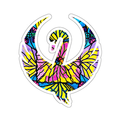 Beltane - Swan Stickers