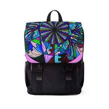 Load image into Gallery viewer, Pleiadian Integration Lightwork Model - Unisex Casual Shoulder Backpack