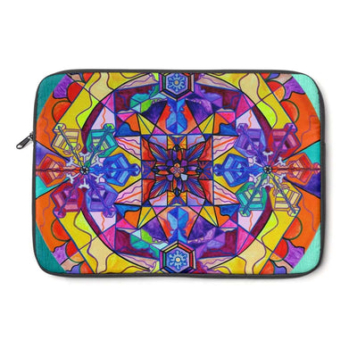 Synchronicity - Laptop Sleeve