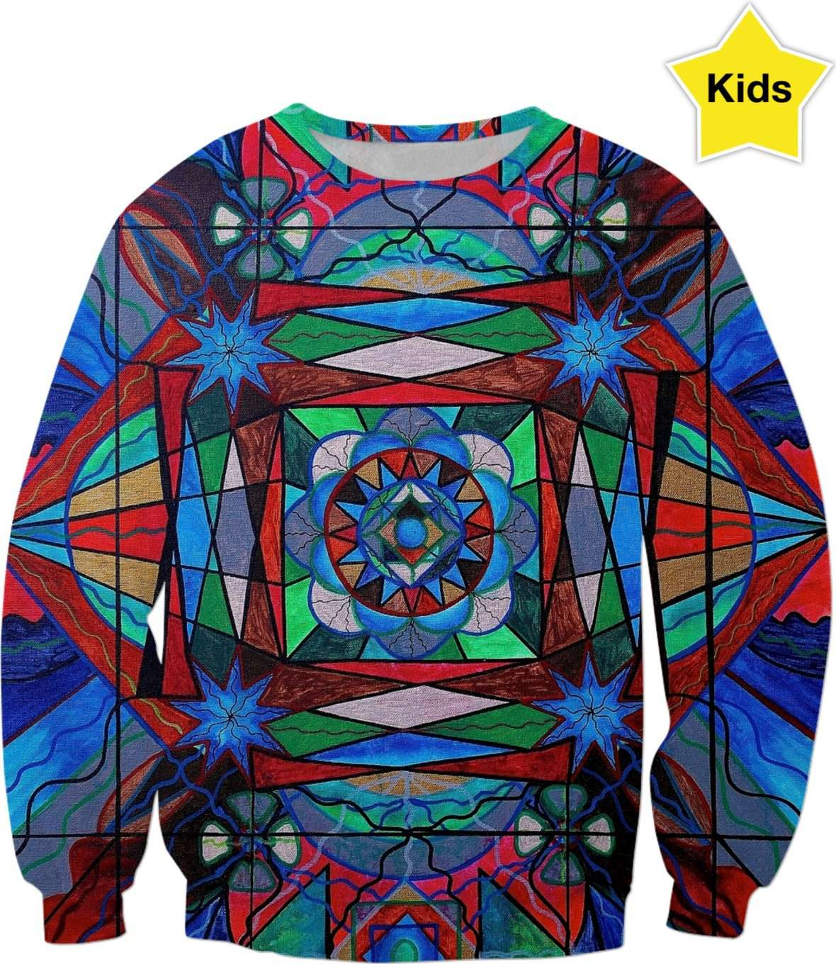 Sense of Security - Kids Sweatshirt
