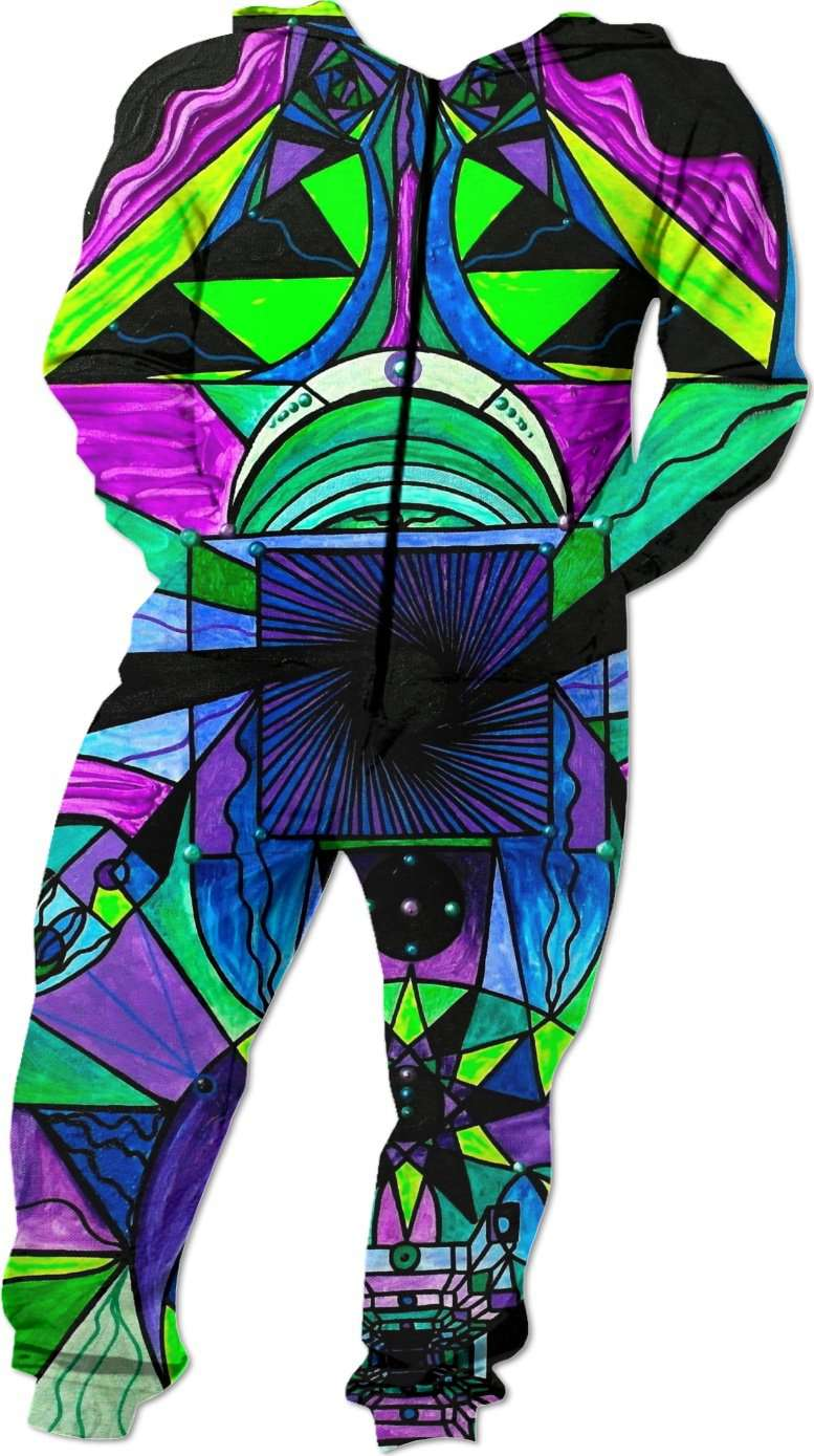 Arcturian Astral Travel Grid - Onesie