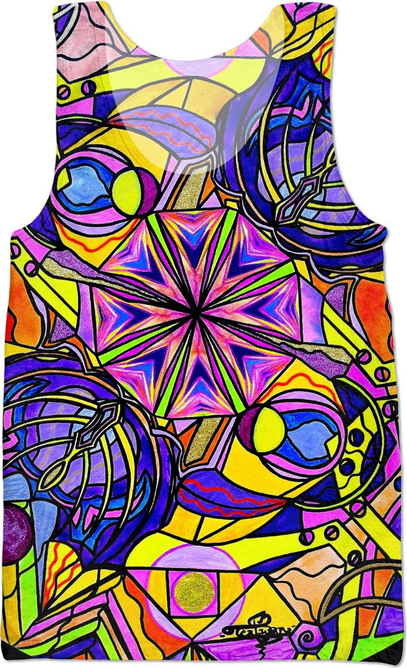 Breaking Through Barriers - Tank Top
