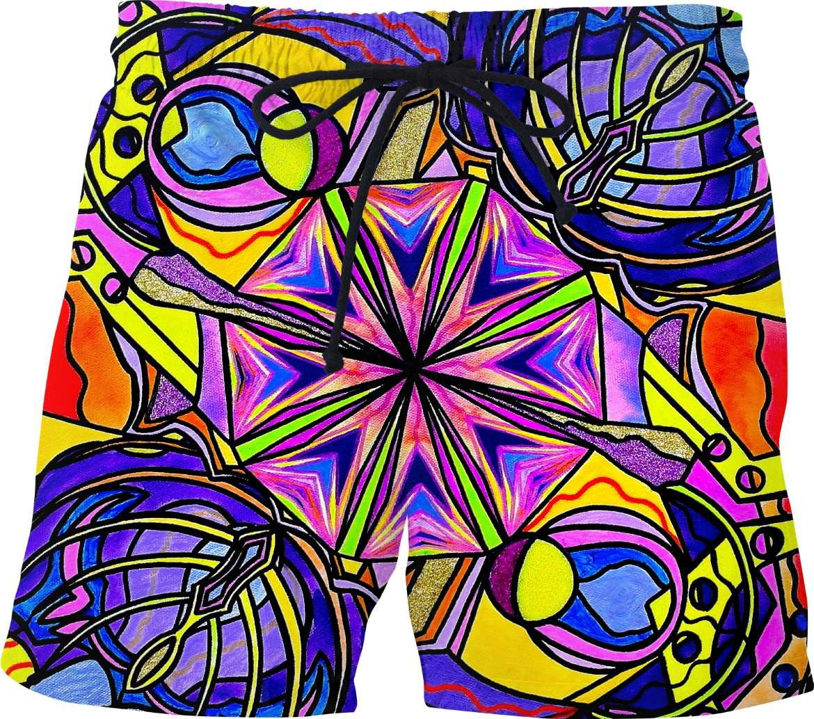 Breaking Through Barriers - Swim Shorts
