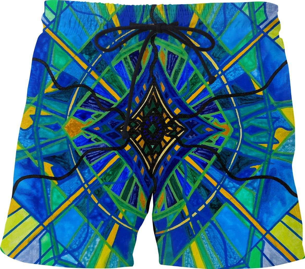 Emotional Expression - Swim Shorts