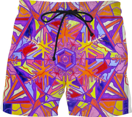 Exhilaration - Swim Shorts