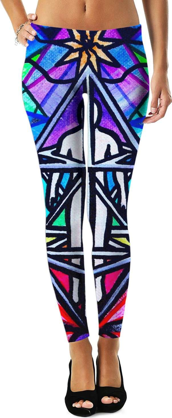 Merkabah - Leggings