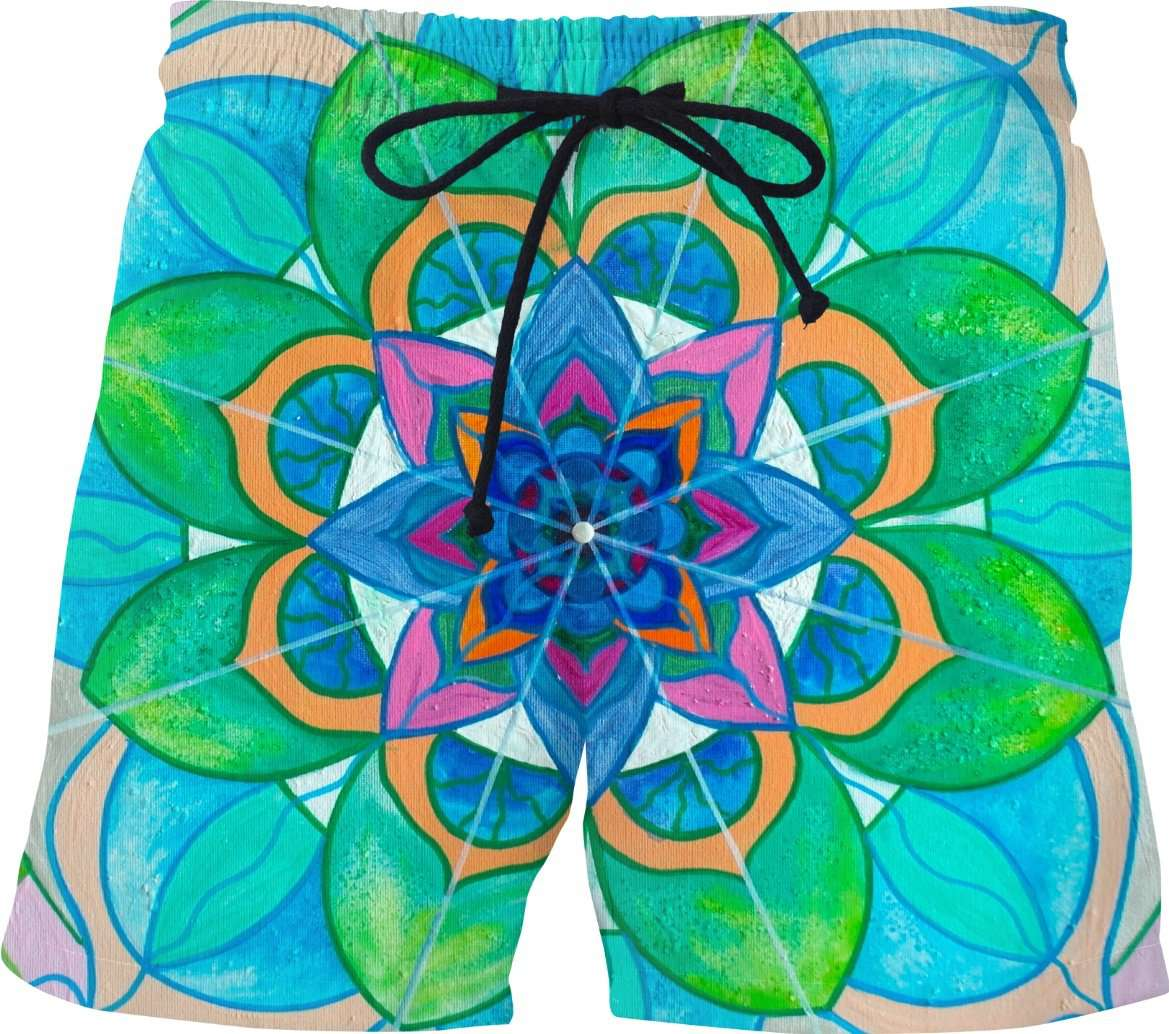 Openness - Swim Shorts