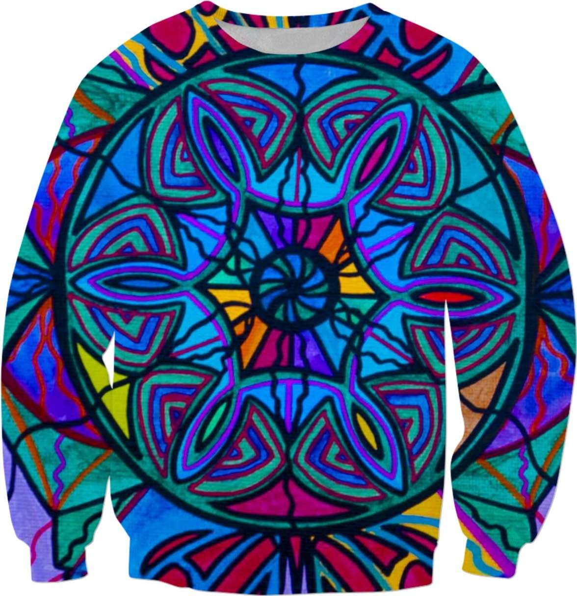 Poised Assurance - Sweatshirt