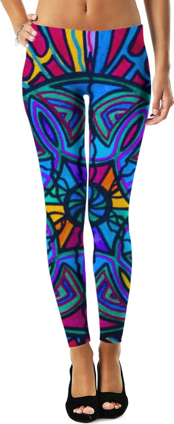 Poised Assurance - Leggings