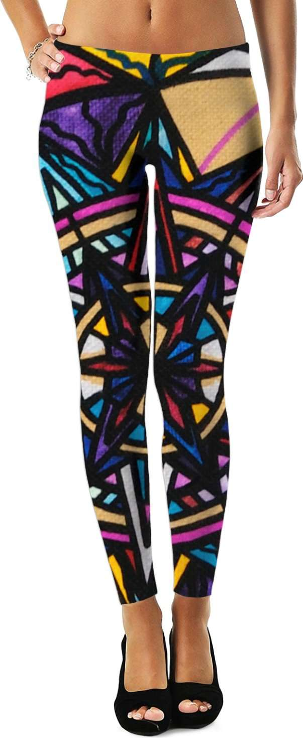 Financial Freedom - Leggings