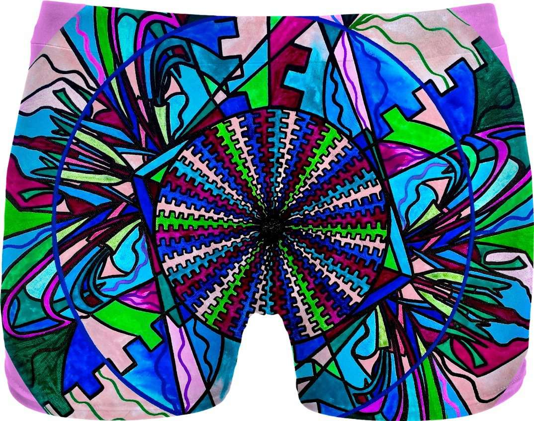 Pleiadian Integration Lightwork Model - Underwear