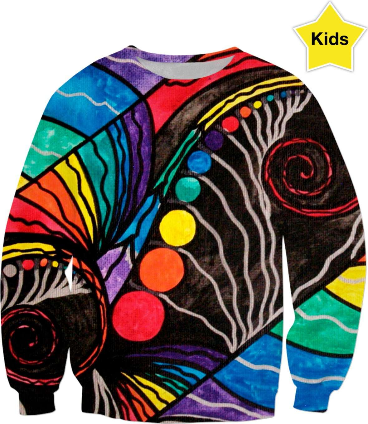 Unfold - Kids Sweatshirt