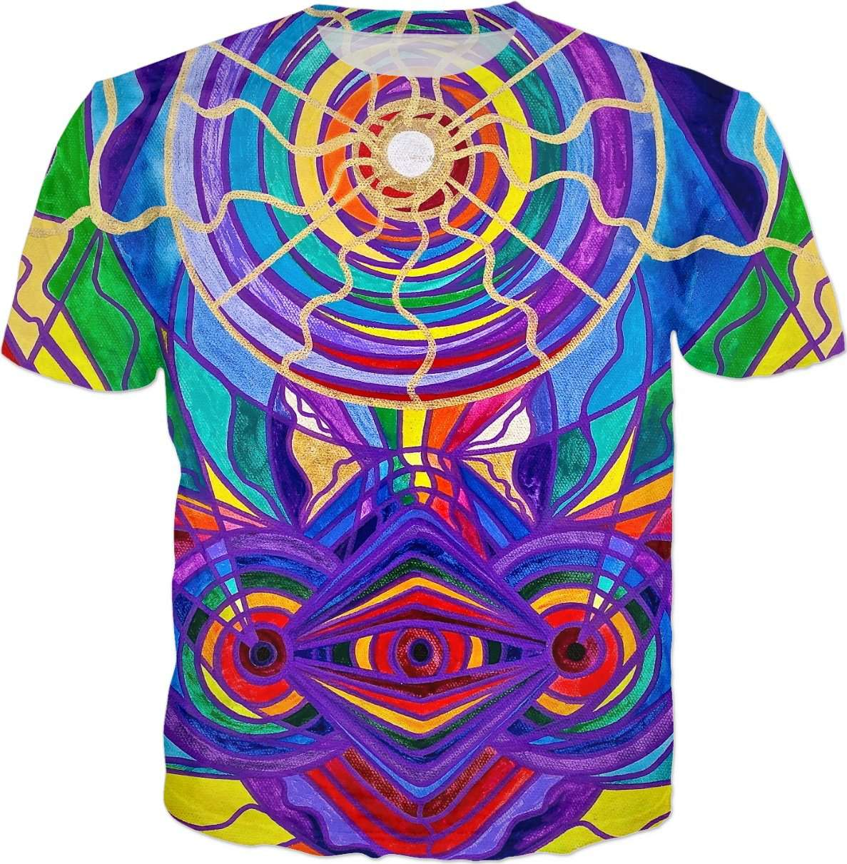 Raise Your Vibration - Mens T-Shirt