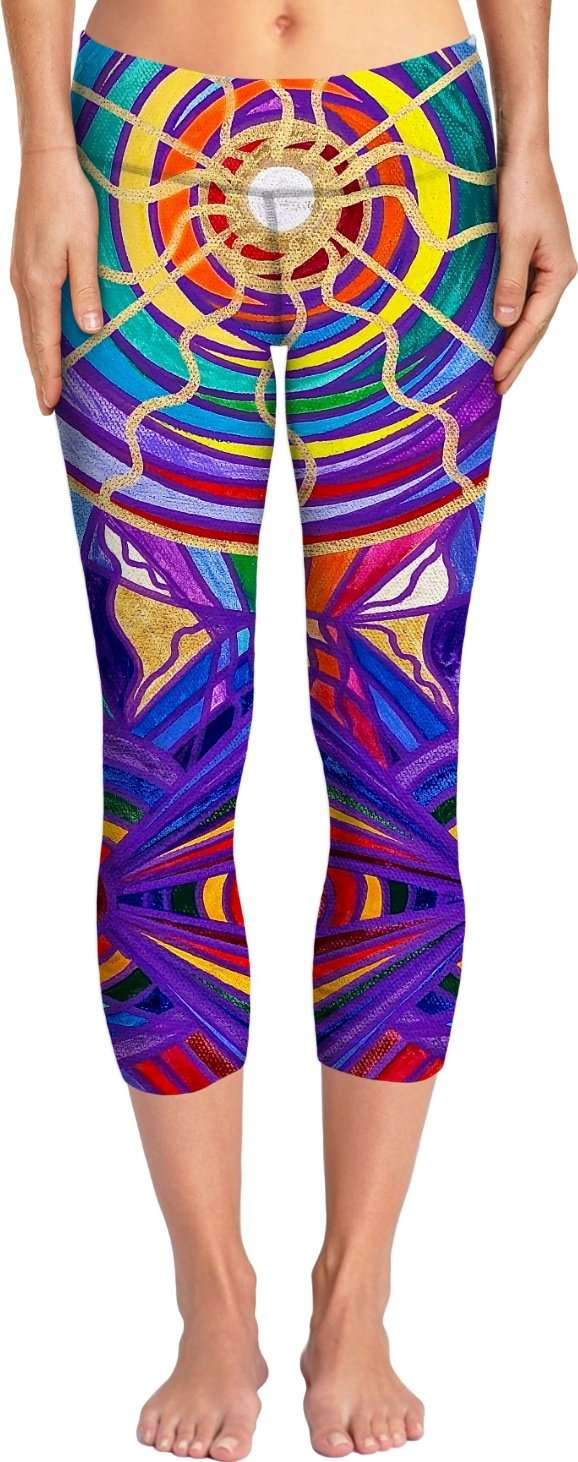 Raise Your Vibration - Yoga Pants