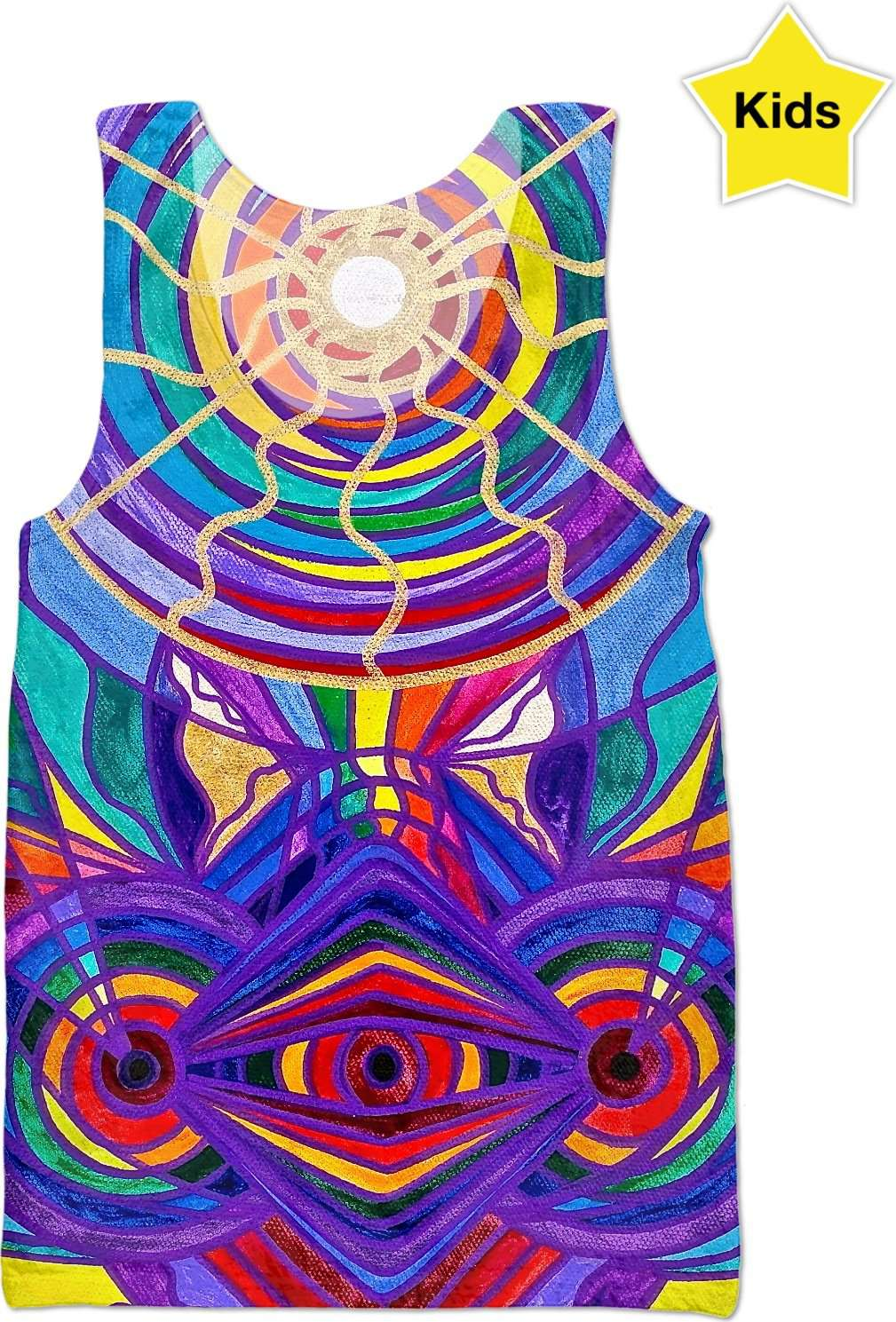 Raise Your Vibration - Kids Tank Top