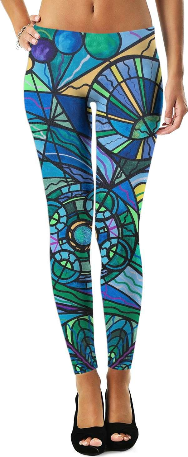 Immunity Grid - Leggings