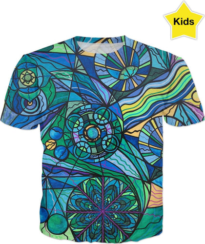 Immunity Grid - KIds T-Shirt