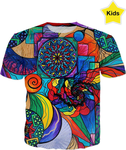 Self Exploration - Kids T-Shirt